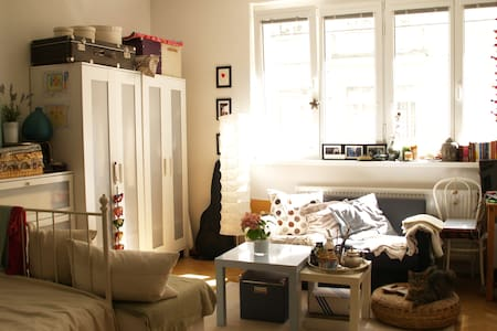 Cosiness in the city centre - Vienna - Apartment