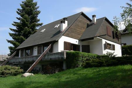 Villa con vista sulle Dolomiti - Fovi