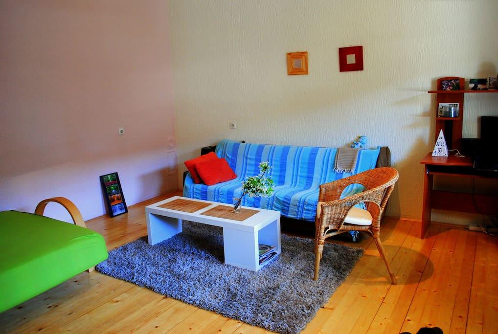 Apartment in the center of Novi Sad