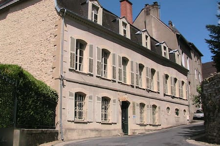 Family Suite French Manor House - La Souterraine - Bed & Breakfast