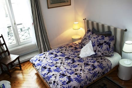 Victor Hugo : ideal for lovers! - Paris - Bed & Breakfast