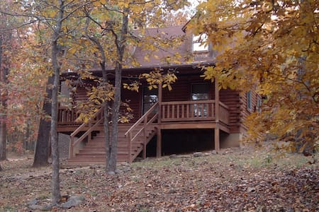 Cozy Cabin in the Beautiful Ozarks - Cabanya