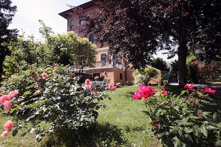 Lovely garden house in Treviso (Venice) - Treviso - Appartement