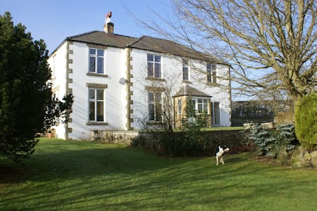 Private suite at Monsal Head - Bakewell - Bed & Breakfast