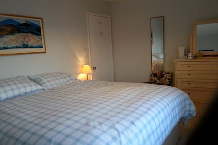 SW Coast Path, surfing, and cycling - Ilfracombe - House
