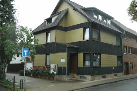 Gästehaus-Am See in ruhiger Lage - Vienenburg - House