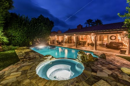 Private Pool Paradise!!! - Cathedral City - Casa