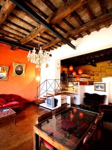Bologna terrace loft: Up to 2 ppl