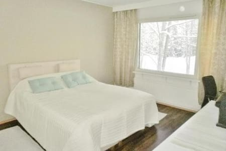 Shared room for 1-5 days or a week - Vantaa - Lägenhet