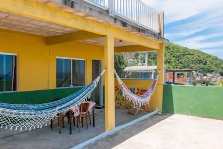 100% best view in Copa en suite 2 - Rio de Janeiro - Bed & Breakfast