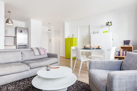 Gemütliche Ferienwohnung Levallois - Levallois-Perret - Wohnung