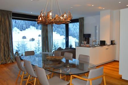 Luxury apartment JIMMYZ II+ balcony+300m² spa area - Apartament