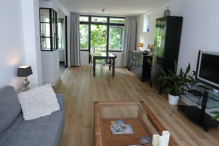 2 Bdrm Stylish App. 16 min to A'dam - Weesp - Apartment