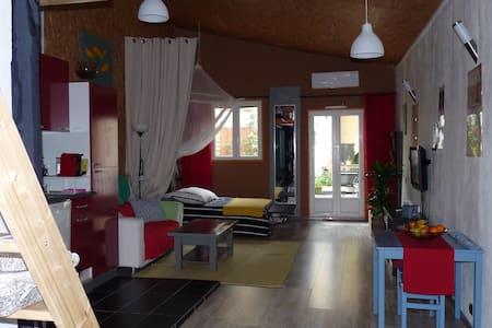 Meublé centre ville - Castelsarrasin - Loteng Studio