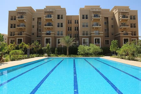 Super Modern flat in Katameyya plaza - New Cairo - Apartment