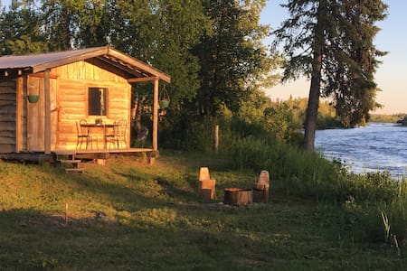 Tokosha Camp ~ Fireweed Cabin - Trapper Creek - Cabin