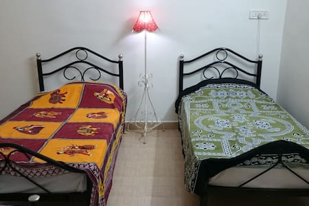 101 Steps From The Sea - Private Room on the Shore - Kanchipuram
