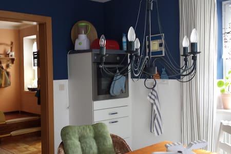 Kuscheliges Zimmer im Bäderdreieck - Ev