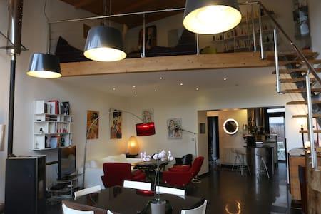 L'Orient 2 Belle maison Esprit Loft - Haus
