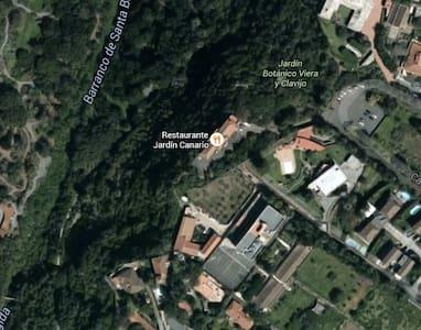 Casa n entorno tranquilo, junto al Jardín Botánico - Chalé