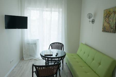 2х Комнатный номер рядом с ДомодедовоТfree shuttle - Domodedovo - Apartament