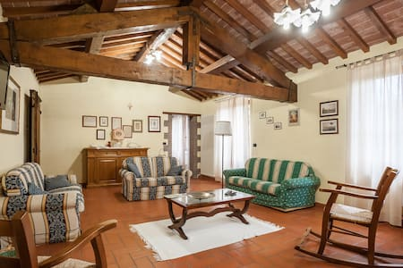 Lovely villa with pool, Tuscany and Umbria border - Anghiari