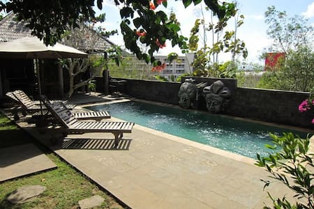 3 Storey Villa with a pool and view