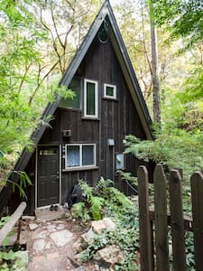 Cottage on the Creek/In Redwoods - Ház