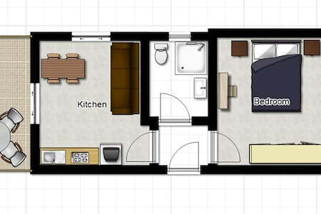 Apartment in the city of Lefkas - Lefkada - Apartment