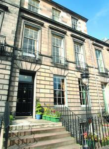 Twin room in Historic Georgian Home - Edimburgo - Bed & Breakfast