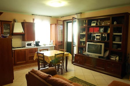 Fully furnished apt close to sea - La Cinquantina - Apartamento