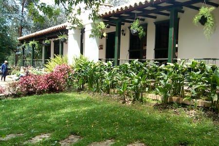 Casa Campestre, Break-Fast - Villa