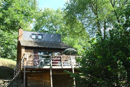 Great chalet with sunny terrace - Faház