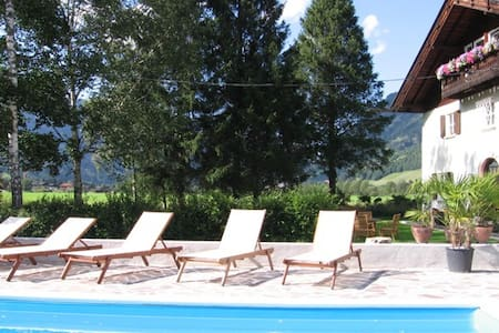 Apartm. 1 bedroom with pool - Casa