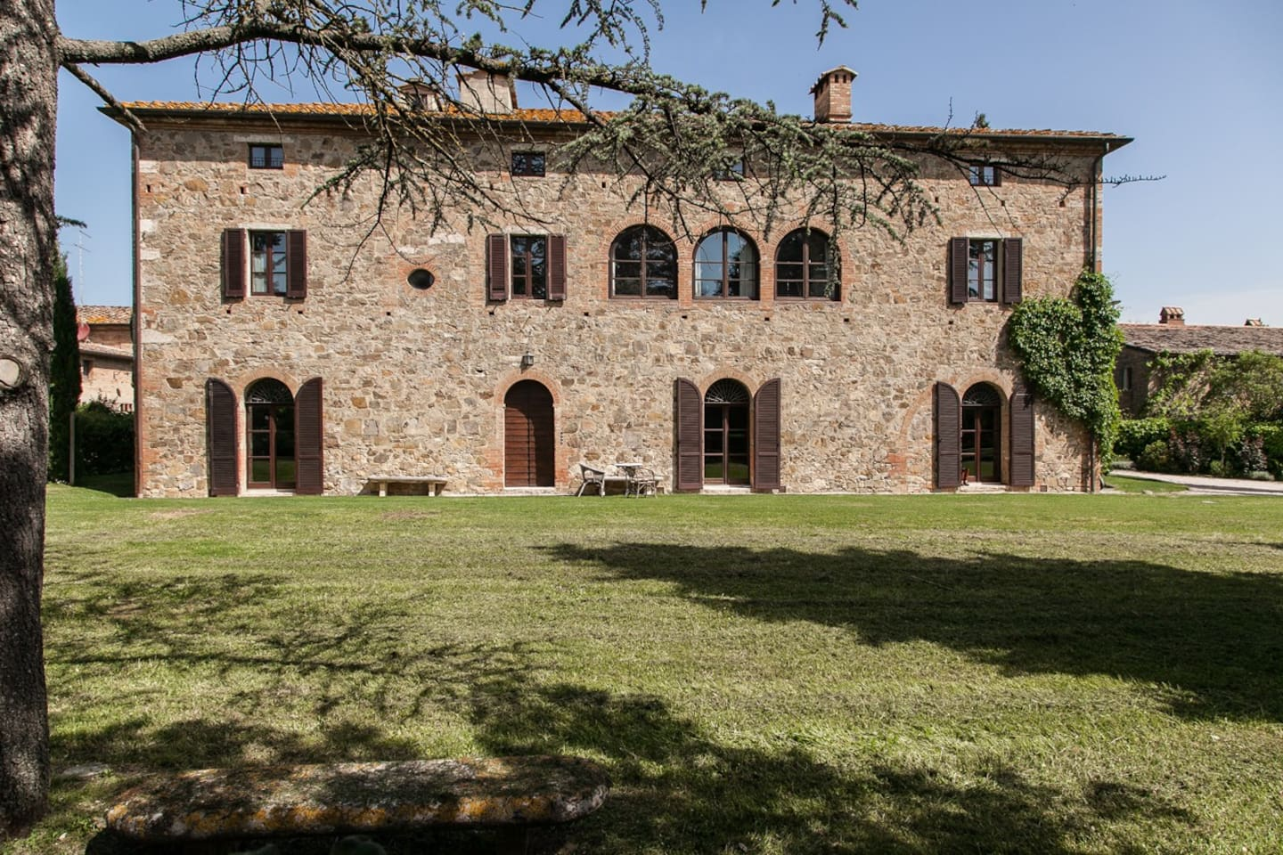 CHARMING COUNTRY HOUSE - Montalcino