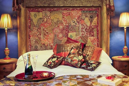 The 'Stable' oozes exotic charm ! - Hus