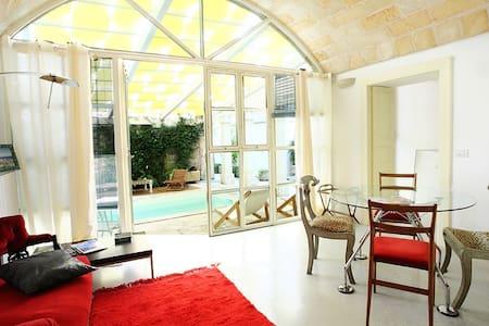 Luxury flat in historic dwelling - Galatina