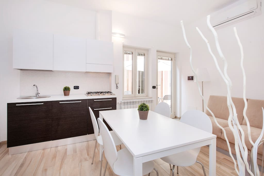 Dalmati House 6 Kitchen