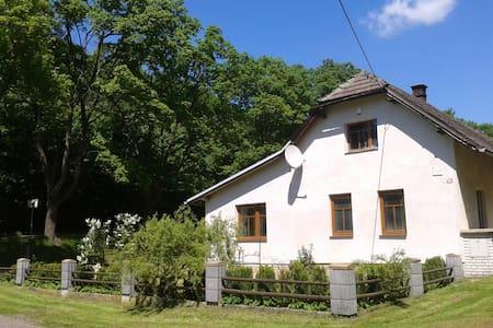Zasadka - Czech paradise  - House
