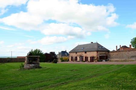 ancien corps de ferme restauré - Hus