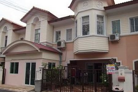 Townhome for rent near airport - Rachathewa - Ev