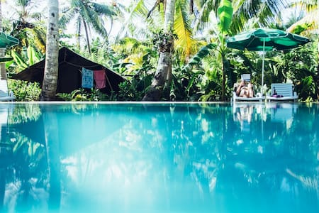 Luxury tent JOY - Ahangama - Telt