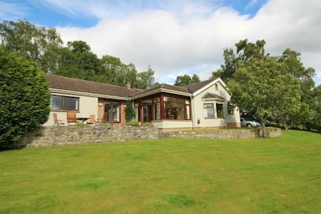 B & B on Black Isle Rural views near Inverness - Apartamento