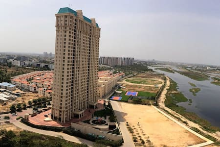 Sea View Serviced Apartment - Wohnung
