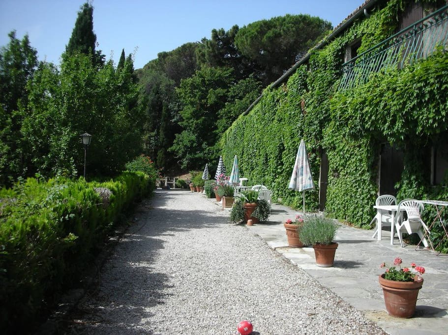 Holiday Houses in WWF Farm - Umbria