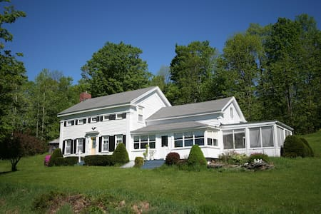 Entire House near Cooperstown, NY - Rumah