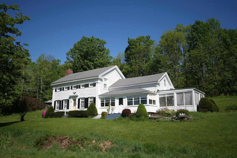 Sky Acres Farm House