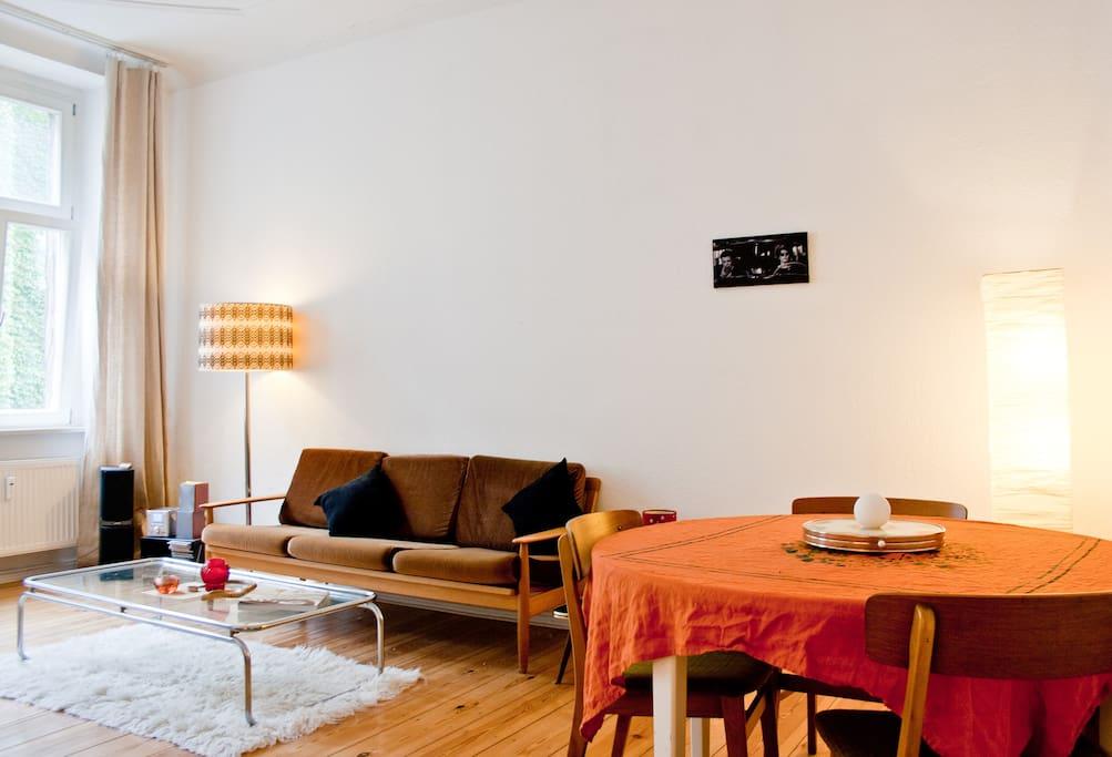 Cozy place close to Hermannplatz