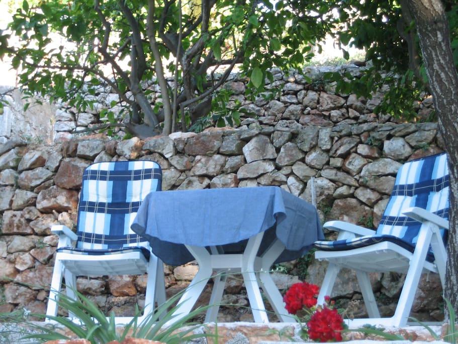 Cofee breake terrace