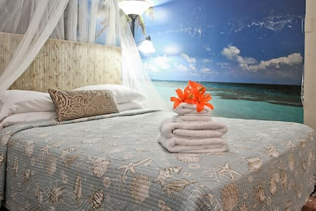 beach, jacuzzi, mojitos and beach - Apartamento